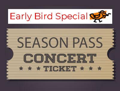 Community Concerts of Lake City - Season Ticket
