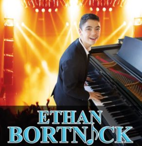 Community Concerts of Lake City - Ethan Bortnick