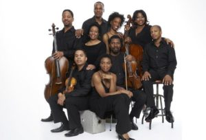Community Concerts of Lake City - The Ritz Chamber Players