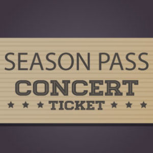 Community Concerts of Lake City - Season Ticket