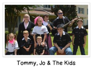 Community Concerts of Lake City - Tommy, Jo, and The Kids